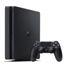 PlayStation 4 Slim 500GB Black (Без коробки) - интернет магазин Retromagaz