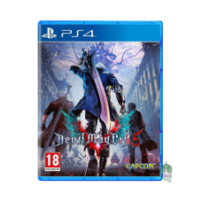 Devil May Cry 5 PS4 (Русские субтитры)