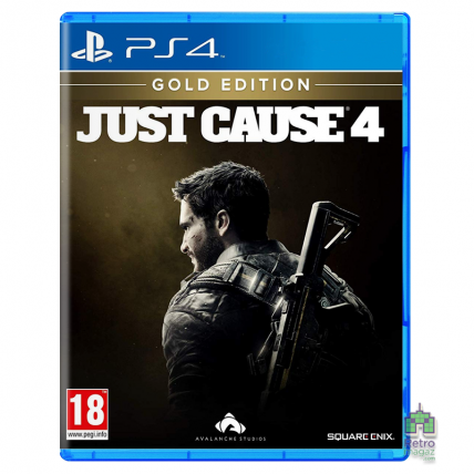 Игры PlayStation 4 Новые - Just Cause 4 Gold Edition PS4 (Російська озвучка)