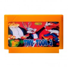 The Bugs Bunny Crazy Castle [Tiny Toon 3] (Dendy, Английская версия, 90-е) Б/У