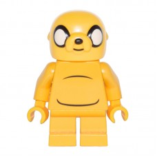 Lego Фигурка Jake the Dog Джейк Пес dim026 1 Оригинал Б/У Н - интернет магазин Retromagaz