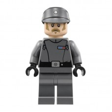 Lego Фигурка Star Wars Imperial Officer Captain Имперский Офицер Капитан sw0913 1 Б/У О - интернет магазин Retromagaz