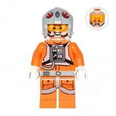 Lego Фигурка Star Wars Rebel Pilot 13 Snowspeeder Пилот Снежного Спидера sw0607 1 Б/У О - интернет магазин Retromagaz
