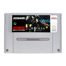 Batman Returns (SNES, PAL, Оригинал) Б/У - интернет магазин Retromagaz