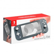Nintendo Switch Lite Gray - інтернет магазин Retromagaz