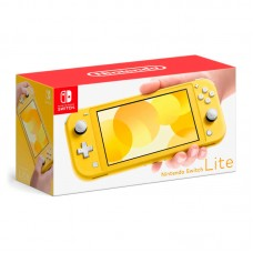 Nintendo Switch Lite Yellow - інтернет магазин Retromagaz