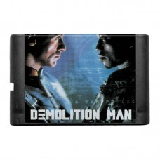 Demolition Man (Sega Mega Drive, Новодел) - интернет магазин Retromagaz