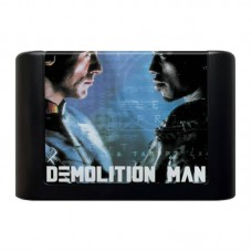 Demolition Man (Sega Mega Drive, Копія)