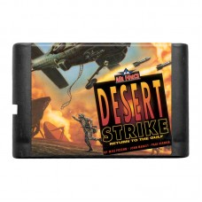 Desert Strike: Return to the Gulf (Sega Mega Drive, Новодел) - интернет магазин Retromagaz