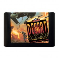 Desert Strike: Return to the Gulf (Sega Mega Drive, Копія)