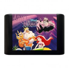 Ariel the Little Mermaid (Sega Mega Drive, Копія)
