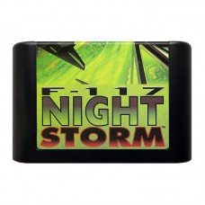 F-117 Night Storm (Sega Mega Drive, Копія) Б/В