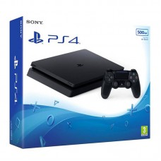 Sony PlayStation 4 Slim 500GB Black - интернет магазин Retromagaz