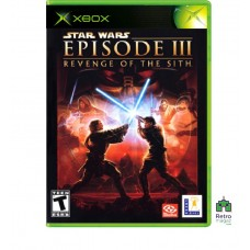Star Wars Episode 3 Revenge of the Sith (PAL) Xbox Original Оригінал Б/У - інтернет магазин Retromagaz
