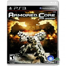 Armored Core For Answer ENG PS3 Б/У - интернет магазин Retromagaz