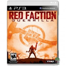 Игра Red Faction Guerrilla Русский PS3 Б/У (Только диск) - интернет магазин Retromagaz