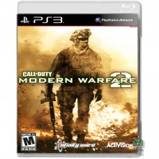 Call of Duty Modern Warfare 2 PL PS3 Б/У - интернет магазин Retromagaz