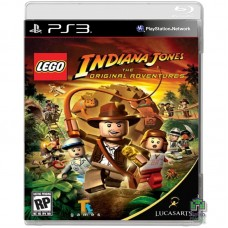 Lego Indiana Jones Original Adventures ENG (Без обложки) PS3 Б/У - интернет магазин Retromagaz