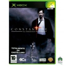 Constantine The Videogame Game (PAL) Xbox Original Оригинал Б/У - интернет магазин Retromagaz