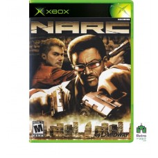 NARC (PAL) Xbox Original Оригинал Б/У - интернет магазин Retromagaz