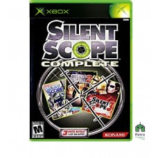 Silent Scope Complete (PAL) Xbox Original Оригинал Б/У - интернет магазин Retromagaz