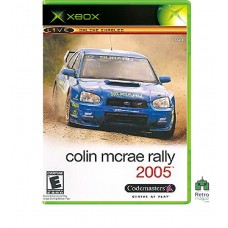 Colin McRae Rally 2005 (PAL) Xbox Original Оригинал Б/У - интернет магазин Retromagaz