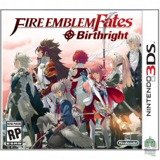 Fire Emblem Fates: Birthright (USA) (Коробка) ENG оригинал 3DS Б/У - интернет магазин Retromagaz