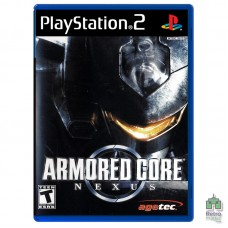 Armored Core: Nexus (E) ориг PS2 Б/У - интернет магазин Retromagaz