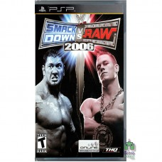 WWE SmackDown! vs. Raw 2006 PSP Б/У - інтернет магазин Retromagaz
