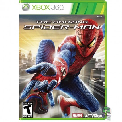 Amazing Spider-Man Xbox 360 LT 3.0