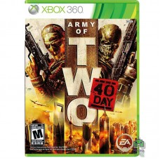 Army of Two 40 Days Xbox 360 - интернет магазин Retromagaz
