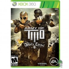 Army of Two The Devil's Cartel Xbox 360 LT 3.0