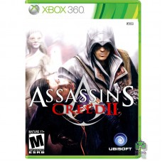 Assassin's Creed 2 Xbox 360 LT 3.0 - интернет магазин Retromagaz