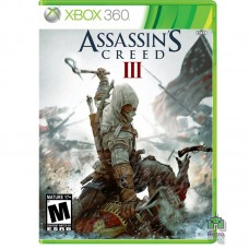 Assassin's Creed 3 Xbox 360 LT 3.0 - интернет магазин Retromagaz