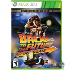 Back to the Future Xbox 360 LT 3.0 - интернет магазин Retromagaz