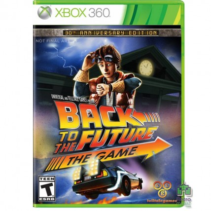 Xbox 360 LT3 - Back to the Future Xbox 360 LT 3.0