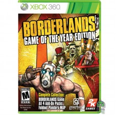 Borderlands Game of the Year Edition Xbox 360 - інтернет магазин Retromagaz
