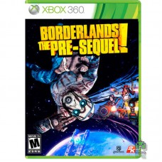 Borderlands The PRE-Sequel Xbox 360 - інтернет магазин Retromagaz