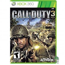 Call of Duty 3 Xbox 360 - інтернет магазин Retromagaz