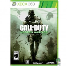 Call of Duty 4 Modern Warfare Xbox 360 - інтернет магазин Retromagaz