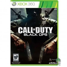 Call of Duty Black Ops Xbox 360 - інтернет магазин Retromagaz