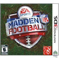 EA Sports Madden Football NFL (Europe) (Только Картридж) ENG Оригинал 3DS Б/У - интернет магазин Retromagaz