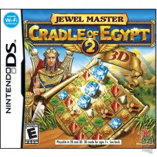Jewel Master Cradle Of Egypt DS Б/У - интернет магазин Retromagaz