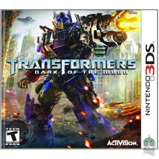 Transformers Dark Of The Moon Stealth Force Edition (USA) (Коробка) ENG Оригинал 3DS Б/У - интернет магазин Retromagaz